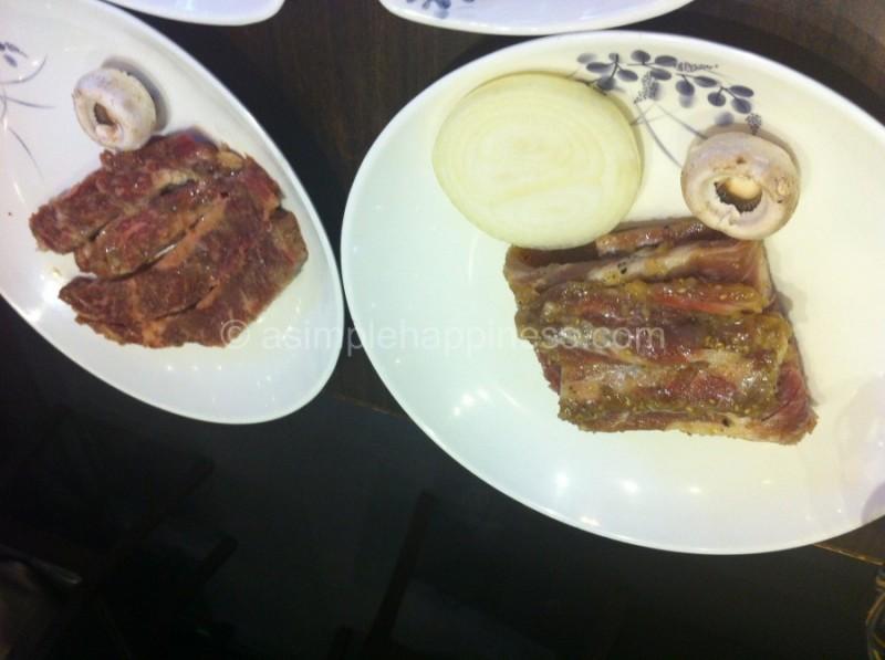 4) Jang Shou Korean BBQ-Pork & Beef