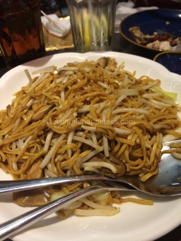 9) Canton Paradise-Fried Ee Fu Noodles