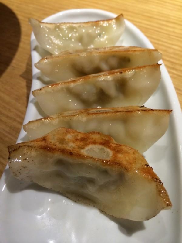 5) Ippudo-Gyoza