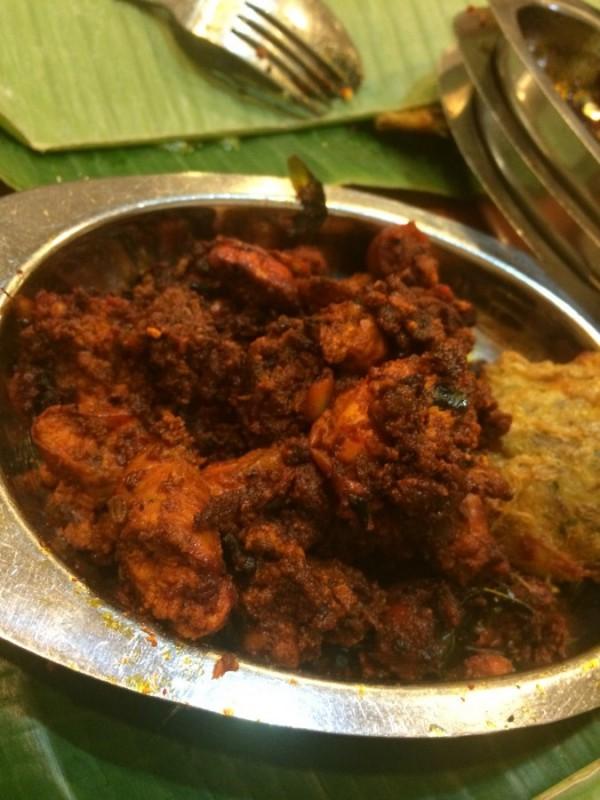 8) Samys Curry-Spicy Quail Eggs