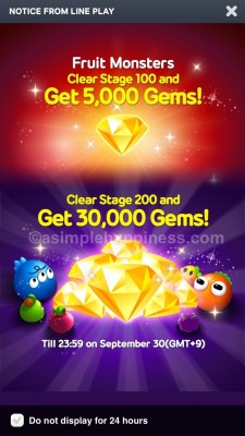 how to get gems on lineplay