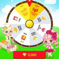 Play spin the wheel